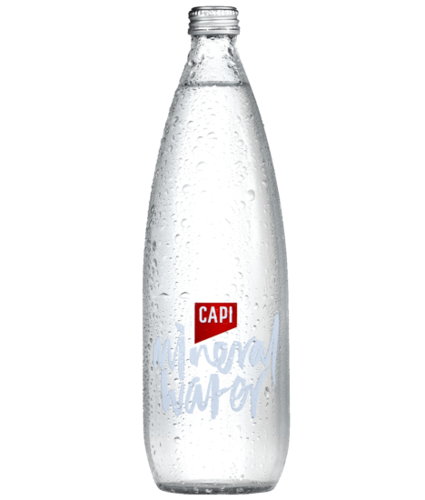 CAPI SPARKLING MINERAL WATER 12PK