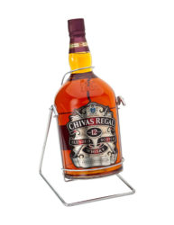 CHIVAS REGAL WITH CRADLE