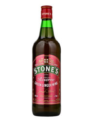 STONES RESERVE GREEN GINGER WINE