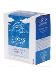 CROSS COUNTRY CRISP WHITE