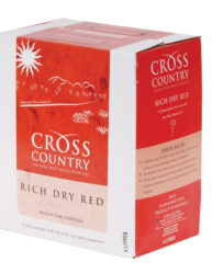 CROSS COUNTRY RICH RED