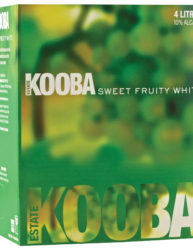 KOOBA SWEET FRUITY WHITE