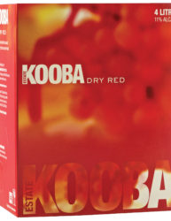 KOOBA DRY RED