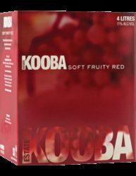KOOBA SOFT FRUITY RED