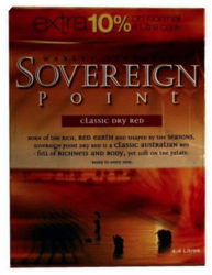 SOVEREIGN POINT CLASSIC DRY RED