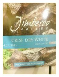 JIMBEROO VALLEY CRISP DRY WHITE