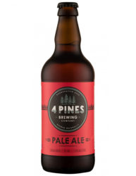 4 PINES BREWING PALE ALE