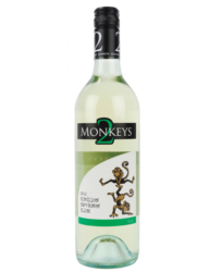 2 MONKEYS SEMILLON SAUVIGNON BLANC