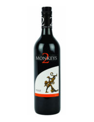 2 MONKEYS SHIRAZ