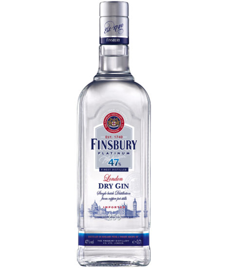 FINSBURY PLATINUM DRY GIN