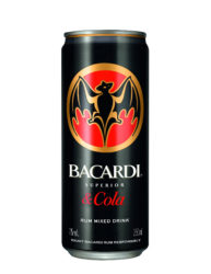 BACARDI SUPERIOR & COLA