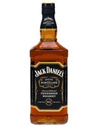 JACK DANIELS MASTER DISTILLERS SERIES NO. 1 TENNESSEE WHISKEY