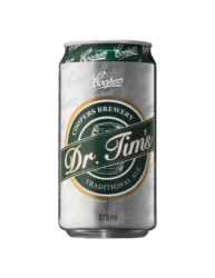 COOPER'S DR TIM'S TRADITIONAL ALE CANS