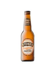 STONES ORIGINAL ALCOHOLIC GINGER BEER