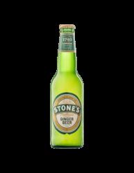 STONES PREMIUM ALCOHOLIC GINGER BEER