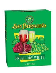 SAN BERNARDINO FRESH DRY WHITE