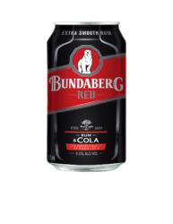 BUNDABERG RED & COLA