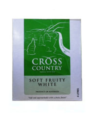 CROSS COUNTRY FRUITY WHITE