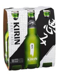 KIRIN ICHIBAN STUBBIES