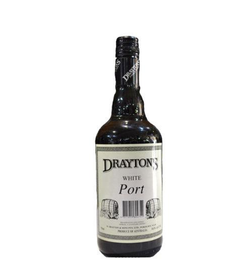 DRAYTON'S WHITE PORT