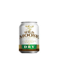 WILD MOOSE & DRY CAN