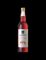 CAWSEY'S GRENADINE CORDIAL