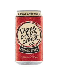 THREE OAKS CIDER CANS