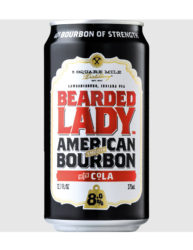 BEARDED LADY BOURBON & COLA