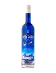 THE WEST WINDS GIN THE SABRE GIN