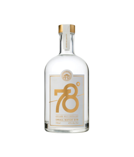 78 DEGREES SMALL BATCH GIN