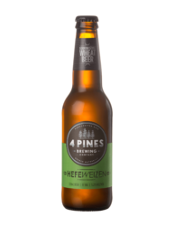 4 PINES BREWING HEFEWEIZEN