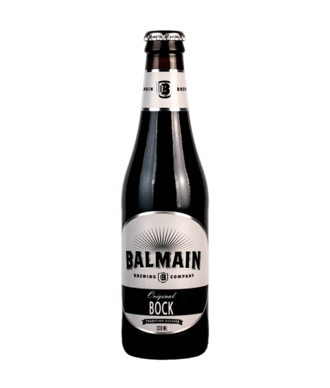 BALMAIN BREWING ORIGINAL BOCK