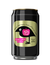 APPLE THIEF PINK LADY CIDER CANS