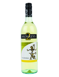 2 MONKEYS CHARDONNAY
