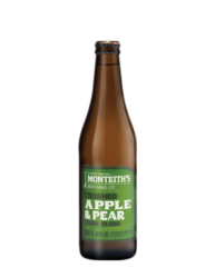 MONTEITHS CRUSHED APPLE PEAR CIDER