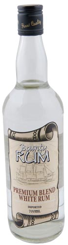 Bounty Premium White Rum 700ml